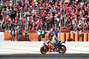 Marquez praise for 'incredible opponent' Dovi