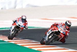MotoGP Gossip: Same chassis for Dovizioso and Lorenzo?