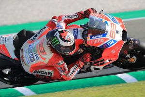 Lorenzo 'made huge effort to change'