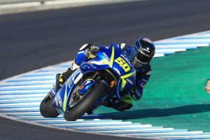 Video: Guintoli riding Suzuki GSX-RR