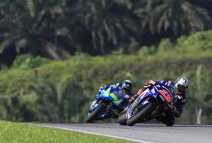 Vinales: I feel constant grip, all the time