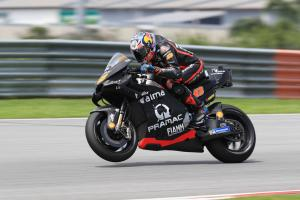 Fifth fastest Miller 'feeling very, very strong'