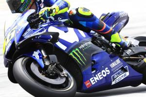 New fairings: Rossi, Vinales, Marquez, Pedrosa, Crutchlow