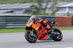Espargaro: I hit the wall at over 250km/h