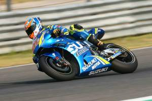 Rins second fastest, pace 'really good'