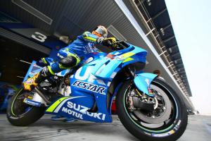Rins: New Suzuki fairing 'really good'