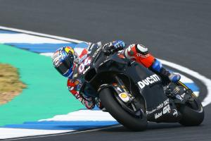 No chassis gains but Dovizioso 'really happy'
