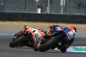 Thailand MotoGP test times - Saturday (Final)