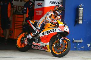 Fastest Pedrosa keeping focus on Qatar