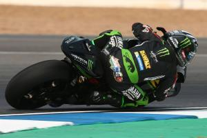 Thailand MotoGP test times - Sunday (4pm)