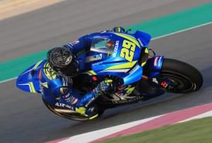 Iannone: Feeling with '18 bike 'really good'