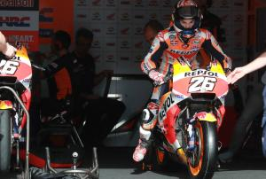 Pedrosa to try and ride at Austin MotoGP!