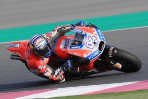 Qatar MotoGP: Fourth time lucky for Dovizioso?