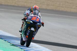 Moto3 Spain - Free Practice (1) Results