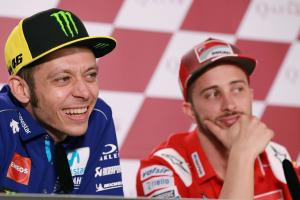 MotoGP reacts to Rossi's new Yamaha contract