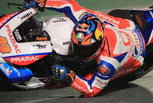 Qatar MotoGP - Qualifying (1) Results