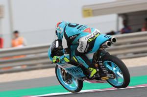 Moto3 Qatar - Warm-up Results