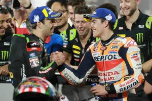Marquez: I want the fastest teammate at Honda