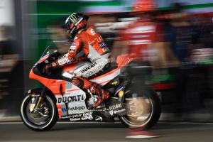 Brembo statement on Jorge Lorenzo's Qatar fall