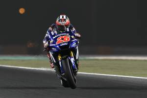 'Motivated' Vinales has faith in Qatar set-up