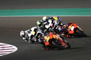 KTM pointless as Pol forced to park