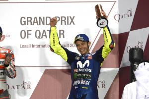 Rossi: Podium shows new MotoGP contract right decision