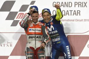 Rossi: Nobody knows what will happen in Argentina