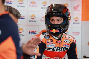Pedrosa set for surgery