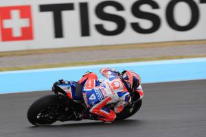 Petrucci 18th after 'very difficult' day, happy for Jack