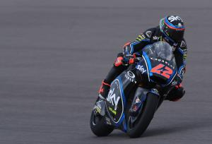 Moto2: Bagnaia blasts ahead for first pole position