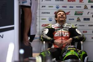 Crutchlow: I know how big Jack's balls are!