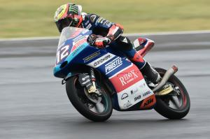 Moto3 Argentina: Debut victory for Bezzecchi, tyre gamble for Martin