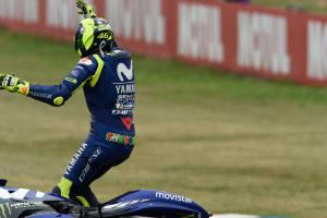 Rossi: Important to get back on track