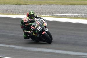 Zarco 'thinking about' victory, Syahrin boot camp