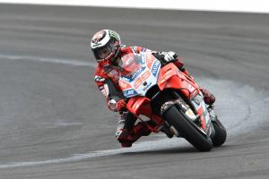 'I'm concentrating on making Ducati-Lorenzo work'