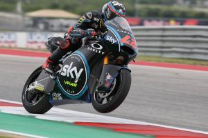 Moto2 Americas: Bagnaia blasts away for Texas triumph