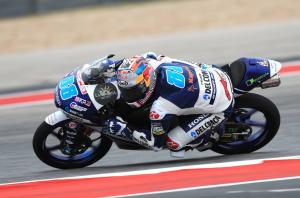Moto3 Americas: Martin returns to pole with perfectly timed lap