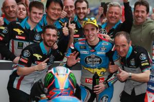 Moto2 Americas: Marquez takes control for pole