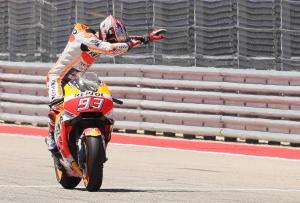 Marquez chasing COTA magnificent seven