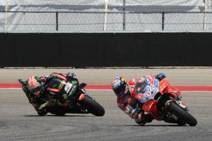 Fifth 'the maximum' as Dovizioso retakes title lead