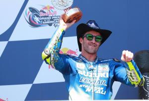 'Curious' Suzuki chasing three podiums in a row