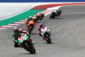 Aprilia 'will surprise' in next races