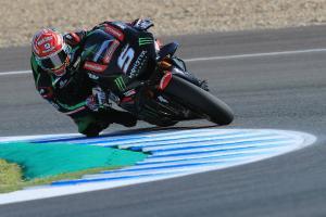 Jerez MotoGP test times - Monday (FINAL)