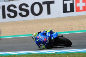 Spanish MotoGP - Free Practice (4) Results