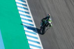 Jerez MotoGP test times - Monday (3pm)