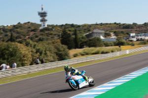 Moto2 Spain - Race Results