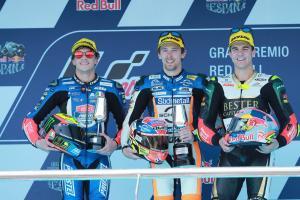 Bezzecchi, Oettl to form Tech3 KTM Moto2 line-up