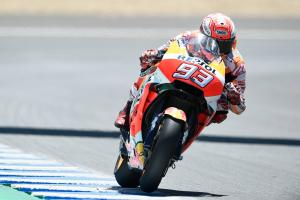 Jerez MotoGP test times - Monday (12pm)