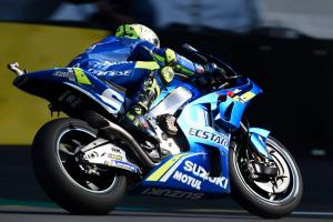 Private Catalunya MotoGP test times - Tuesday