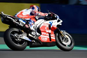 French MotoGP - Qualifying (1) Results